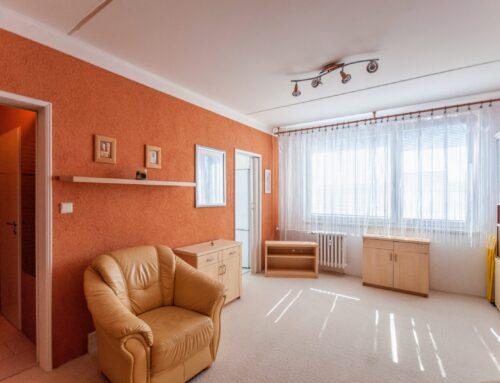 Prodej bytu 1+1 – Chuděnická